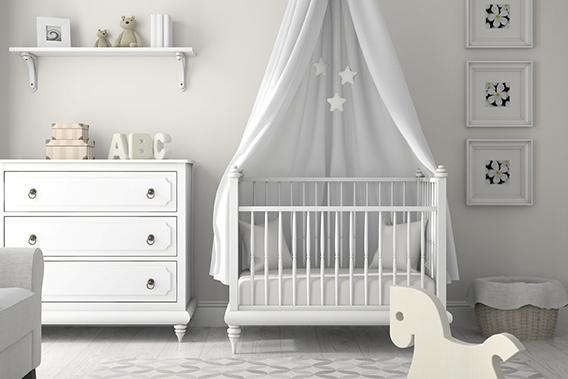 Fotos de cunas de bebes para cuarto de bebs beb a bordo Muebles cunas bebes